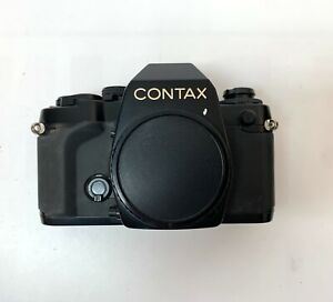 Contax 159MM and Winder For parst only good condition body