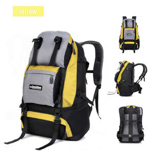 Outdoor Sport Travel Backpack Backpacking Daypack Rucksack for Camping Hiking