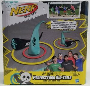 Nerf Sports Dude Perfect Perfect Toss Air-Tails