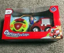 Ferngesteuertes Feuerwehr Auto Sirene Feuerwehrmann Figur
