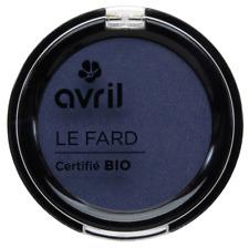 Avril Cosmetics Organic Eye Shadow - Choose Your Colour Bleu De Minuit Mat
