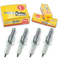 4 pc 4 x NGK Standard Plug Spark Plugs 7517 BUR6ET 7517 BUR6ET Tune Up Kit pm