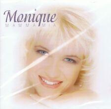 Monique-Mamma mia-CD NUOVO-uno sguardo, un bacio, tre parole-Mamma mia, cosa
