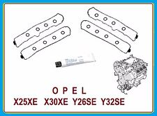 Opel Omega B X25XE X30XE V6 Ventildeckeldichtung + Opel Dichtmasse