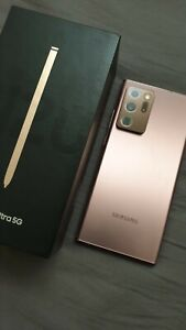 Samsung Note 20 Ultra 512gb Bronze Snapdragon