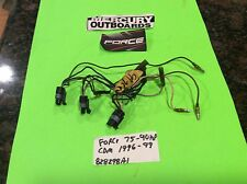 Force  outboard 75hp 90hp  828298a1 cdm assy harness 3cly 1996 to 99