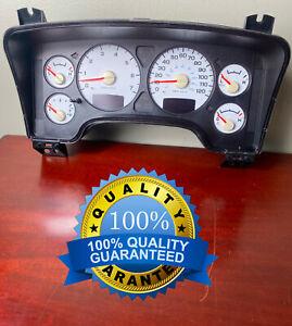 ✅ 03-08 Dodge Ram 1500 2500 3500 INSTRUMENT GAUGE CLUSTER SPEEDOMETER 56000953AI