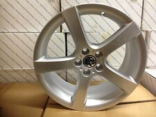 "New Genuine Volkswagen Goal 17"" Wheel Silver Jetta Beetle Golf GTI MK3 MK4 OEM"