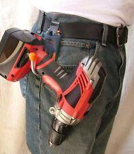 Drill Tool Hook Bit Tote Belt Clip Holder Mount Hands Free Pocket Universal