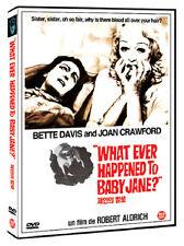 What Ever Happened to Baby Jane? (1962) - Robert Aldrich DVD *NEW