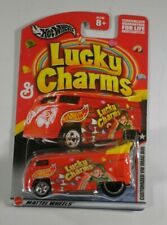 Hot Wheels Lucky Charms Customized VW Drag Bus, Hot Weels 85709 Mattel Wheels