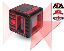 LASER LEVEL Self Levelling Cross Line 3 Measuring Handheld Portable ADA CUBE 3D
