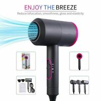Professional Hair Dryer Salon 1800W Negative Ionic Hair Blow Dryer Fast Drying