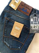 "Hiltl Denim Lab Blue Jeans 32"" waist 31"" leg Regular 48 Eur RRP £159"
