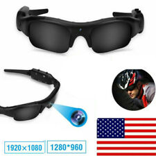 Mini HD Spy Camera Glasses 1080P/960P Hidden Eyeglass Sunglasses Cam Eyewear DVR