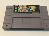 Super Mario All Stars Super Nintendo Game Authentic SNES Cartridge Only Genuine
