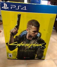 Cyberpunk 2077 Collectors Edition PS4