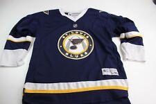 Reebok St Louis Blues NHL Hockey Jersey Shirt YOUTH L/XL Backes