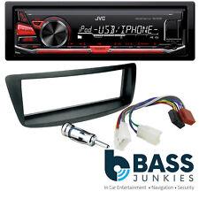 Toyota AYGO 2005-14 JVC Mechless USB Car Stereo Radio & Fascia Panel Fitting Kit