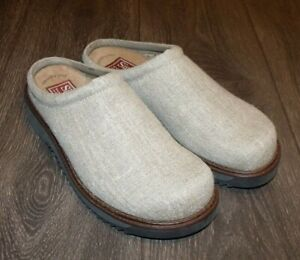 NWOB Simple Canvas Clogs Slip-On Approximate Women's 10-10.5