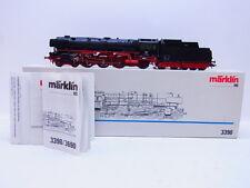 LOT 53274 | Schöne Märklin H0 3390 Dampflok mit Tender BR 011 der DB in OVP