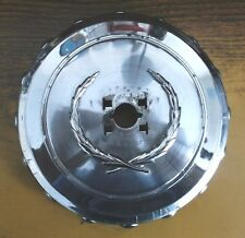 "1975-1985 Cadillac Wire Wheel Center Section w/out Emblem GM OEM 7"" Diameter OK!"