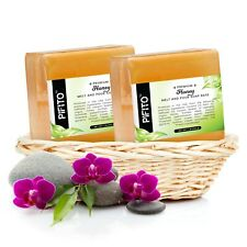 Pifito Honey Melt and Pour Soap Base (2 lb) - Luxurious Soap Supplies