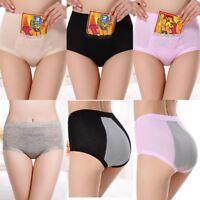 Women Menstrual Period Physiological Pants Leakproof Briefs Cozy Underwear Hot