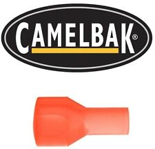 Camelbak Hydration Pack Replacement Big Bite Valve Orange Hose Drink Bladder