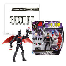 "6"" BATMAN BEYOND figure DC TOTAL HEROES ULTRA universe MICRON matty dcu MATTEL"