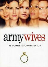 Army Wives: The Complete Fourth Season [New DVD] Ac-3/Dolby Digital, Dolby, Su