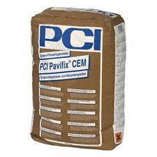 PCI Pavifix CEM grau 25kg Zement-Pflasterfugenmörtel Mosaik Natursteinpflaster