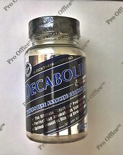 HI TECH PHARMACEUTICALS DECABOLIN 60ct. FREE SHIPPING!!!!