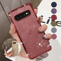 Diamond Case For Samsung S21 Note20 Ultra S20 Plus S20 FE 5G Bling Glitter Cover