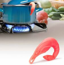 Invotis Shrimp Lid Lift Temperatur Reaktive Garnelen Deckelhebe NEU/OVP Halter