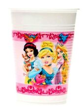 8 Gobelets Princesses Disney Cod.70239