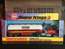 Matchbox Super Kings K-16B1.Rare First Version OVP mint/mint from 1973