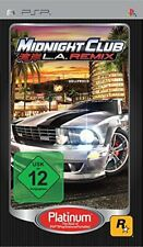Midnight Club: LA Remix (Platinum) - [PSP]