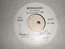 Jack Brokensha/Baroque Adelics 45 Boogaloo CONTRAST