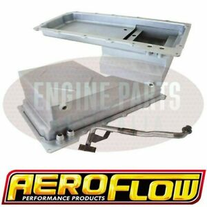 HOLDEN HQ HJ HZ WB UTE GM HOLDEN CHEV LS1 LS2 LS3 V8 OIL PAN SUMP CONVERSION