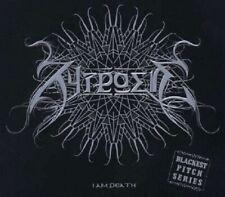 LITROSIS - I Am Death  DIGI-CD