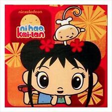 Ni Hao, Kai-Lan Cartoon Nick Jr TV Kids Birthday Party Paper Beverage Napkins