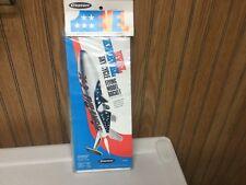 Evel Knievel 1975 Centuri Sky Cycle Flying Model Rocket SEALED Estate Find RARE