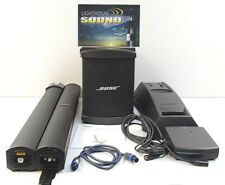 Bose L1 M1S Portable PA System w/ Tone Match, B1 Module, and Cases