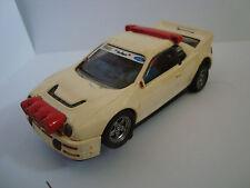 coche slot scalextric ford rs 200 exin made in spain traccion con gomas