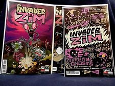 2015 Invader Zim #1 1st, 2nd & 3rd Prints  SOLD OUT *We Combine Shipping*