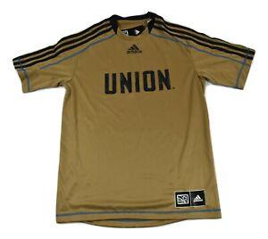 adidas MLS Mens Philadelphia Union Soccer Jersey New S, M, L, XL, 2XL