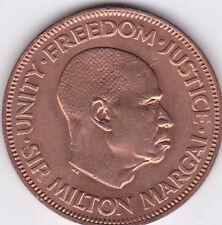 New listing 1964 Serra Leone One Cent In Bu Condition