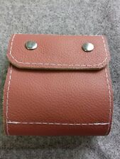 .243 / .264/ .308. 10 round Bullet wallet. Salmon Pink  real leathe/  studs.