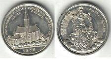 Wallfahrt Medaille Maria Dorfen 1859 200jähriges Jubiläum Gnadenbild